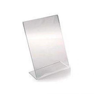 "Ketchies® Menu Holder Closed Top 8.5"" x 11"" - RFS344/060103"