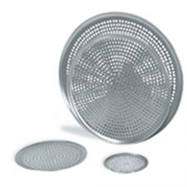 "Crown®Pizza Pan, Perforated, 18"" - RFS389/500-07184"