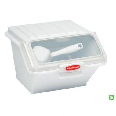 Rubbermaid® ProSave Safety Storage Bin, 40 Cup, White - RFS152/2020978