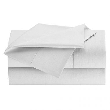 Opulence™ T-250 60/40 Cotton/Polyester Luxury Percale Hospitality Sheets & Pillowcases