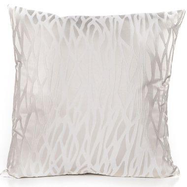 Gouchee Design Bark Cushion 20 x 20 Off-White