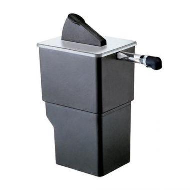 Server® Rectangular Condiment Express System, Black - RFS1793/07000