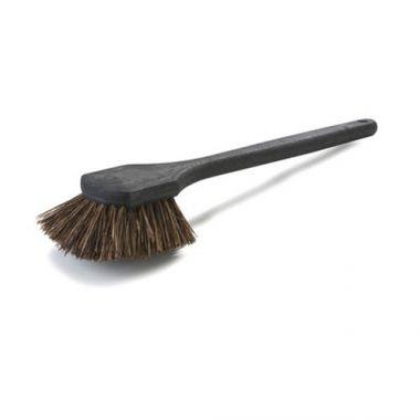 "Carlisle® Sparta Natural Fiber Utility Scrub Brush, 20"" x 3"" - RFS376/36513L 00"