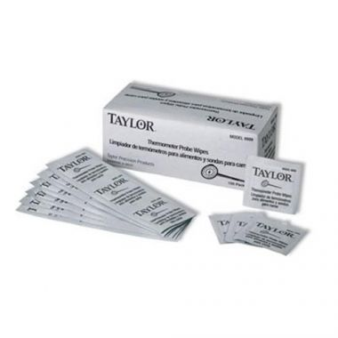 Taylor® Thermometer Probe Wipes - RFS396/9999N
