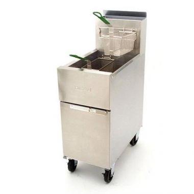 Garland® Super Runner Value Natural Gas Fryer - RFS085/SR142G(NG)