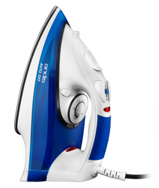 Andis® Hospitality 2-Way Auto- Off Steam Iron, Case of 6