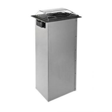 San Jamar® In-Counter Napkin Dispenser, Clear- RFS702/H2001CLSS