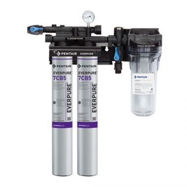 Pentair® Everpure Kleensteam II Twin Filtration System - RFS405/9797-22