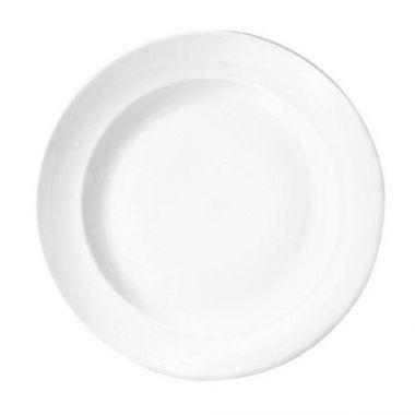 "Steelite® Monaco Vogue Plate, White, 6.5"" - RFS066/9001C362"