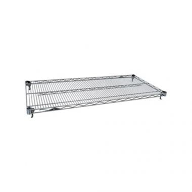 "Metro® Chrome Shelf, 18""x48"" - RFS117/1848NC"