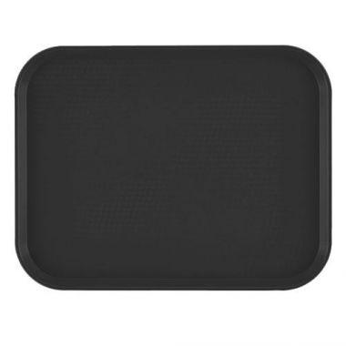 "Cambro® Tray, Black, 14"" x 18"" - RFS025/1418ff110"