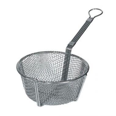 """Browne® Medium Mesh Wire Fry Basket, 9.5"""" - RFS016/79100"""