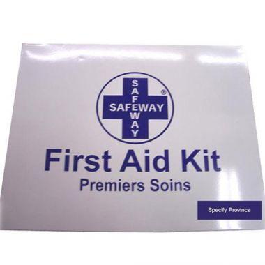 WASIP® First Aid Kit, Level 1 - RFS699/733640