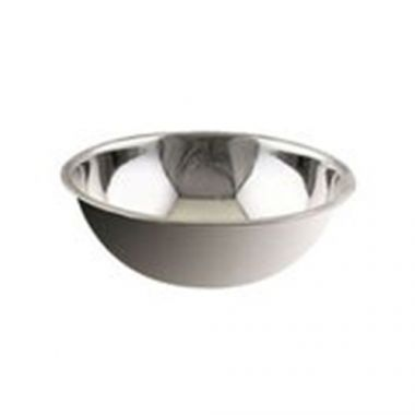 Browne®Stainless Steel Mixing Bowl, 5 Qt - RFS016/574955