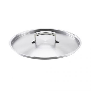 """Browne® Thermalloy®Stainless Steel Cover, 13.3"""" - RFS016/5724134, Free Shipping in Canada. Shop Linen Plus"""