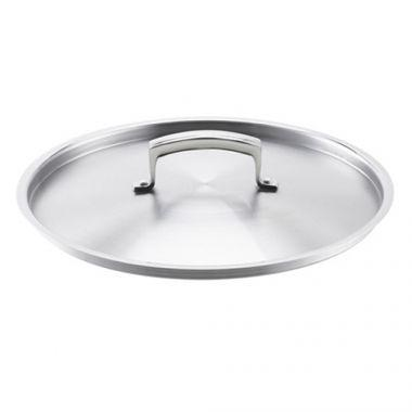 """Browne® Thermalloy®Stainless Steel Cover, 17.8"""" - RFS016/5724145, Free Shipping in Canada. Shop Linen Plus"""