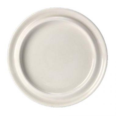 "Steelite® Freedom Plate, White, 10"" - RFS066/11010122"