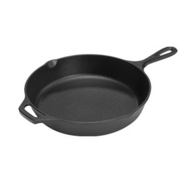 "Lodge® Round Skillet, 10.25"" - RFS644/L8SK3CN, Free Shipping in Canada. Shop Linen Plus"