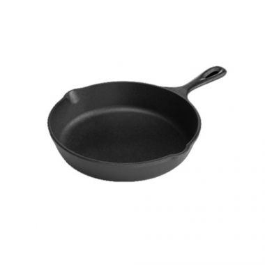 """Lodge® Cast Iron Skillet, 6.5"""" - RFS644/L3SK3CN, Free Shipping in Canada. Shop Linen Plus"""