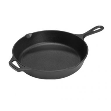 "Lodge® Skillet, 12"" - RFS644/l10SK3CN, Free Shipping in Canada. Shop Linen Plus"
