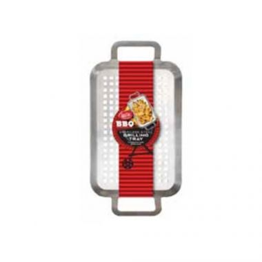 "Tablecraft® BBQ Grilling Tray, 13"" x 7"" - RFS558/BBQ137, Free Shipping in Canada. Shop Linen Plus"