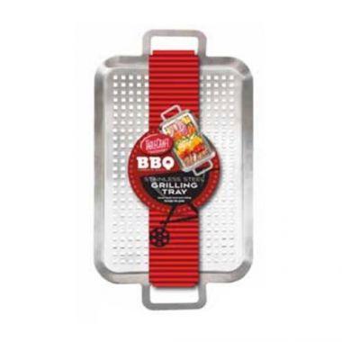 "Tablecraft® BBQ Grilling Tray, 17"" x 10"" - RFS558/BBQ1710, Free Shipping in Canada. Shop Linen Plus"