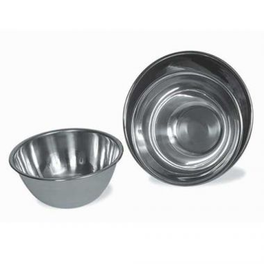 Browne®Stainless Steel Deep Mixing Bowl, 4 Qt - RFS016/575904