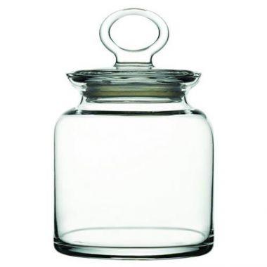Pasabahce® Glass Apothecary Jar, Clear, 36.5  Oz. - RFS816/PG98671