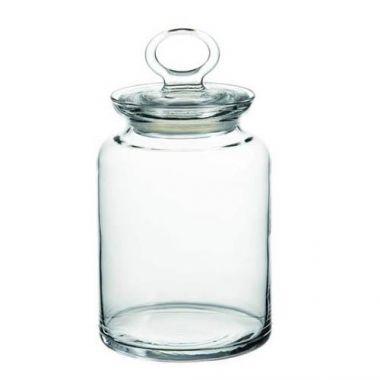 Pasabahce® Glass Apothecary Jar, Clear, 50.5  Oz. - RFS816/PG98673