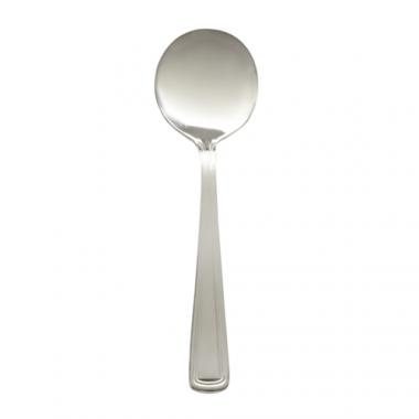 """Browne® Royal Round Soup Spoon, 6.9"""" - RFS016/502613"""