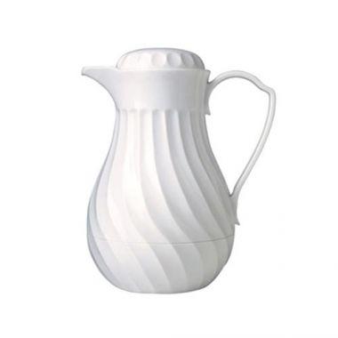 Vollrath® Tilt & Pour Server, White, 20 oz - RFS1900/52132