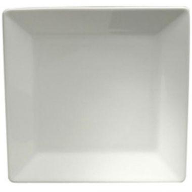 "Oneida® Sant' Andrea Fusion Square Plate, White, 9.875"" - RFS139/R4020000147S"