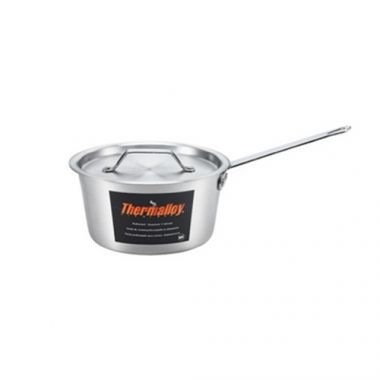 Browne® Thermalloy Aluminum Sauce Pan, 8 Qt - RFS016/5813908
