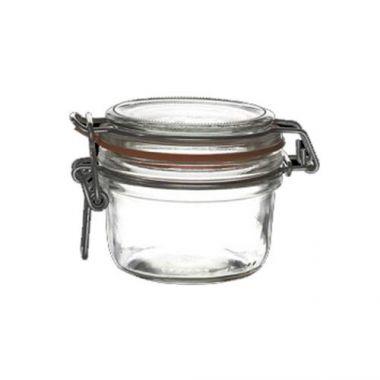 Bormioli Rocco® Glass Fido Jar w/Snap Lid, 6 oz - RFS066/4949Q459