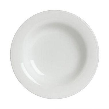"Steelite® Concerto Pasta Plate, White, 10.25"", 16 oz - RFS066/6306P768"