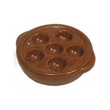 Johnson-Rose® Snail Plate- RFS100/7992