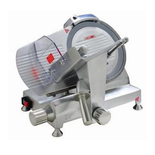 "Eurodib® Professional Meat Slicer, 8"" - RFS582/HBS-195JS"