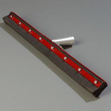"""Carlisle® Sparta Double Foam Neoprene Floor Squeegee, 24"""" - RFS376/40082 00"""