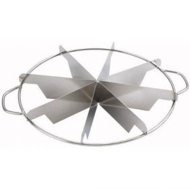 American Metalcraft® Pie Cutter, 8 Cut - RFS035/PC8