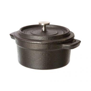 American Metalcraft® Medium Round Pot w/Lid, 17 oz, CIPR5000 - RFS035/CIPR5500, Free Shipping in Canada. Shop Linen Plus