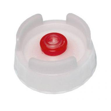 FIFO® Squeeze Bottle Cap, Red - RFS135/5355-200