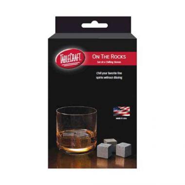Tablecraft® On The Rocks Chilling Stones - RFS558/H1223