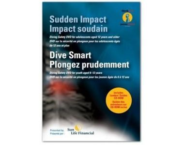 SUDDEN IMPACT/ DIVE SMART DVD/ CD SET
