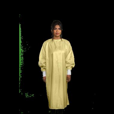 Isolation Gown Wraparound Design LEVEL 3