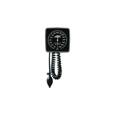 ADC Diagnostix 750 Wall Aneroid Sphyg with Adult Cuff