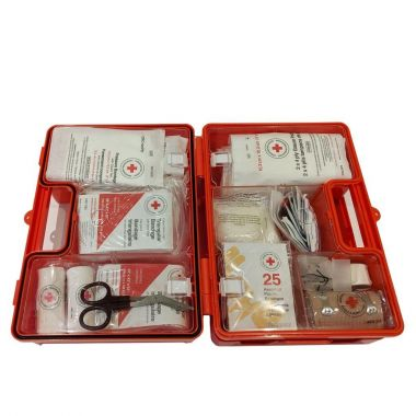 ALBERTA LEVEL 1 FIRST AID KIT, IN ABS BOX (CRC-AB1A)
