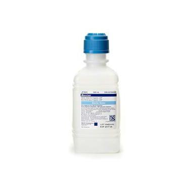 Baxter Sterile Water Bottles for Irrigation USP  500ML Each