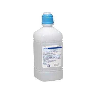 Baxter Sterile Water 1000ml Bottle