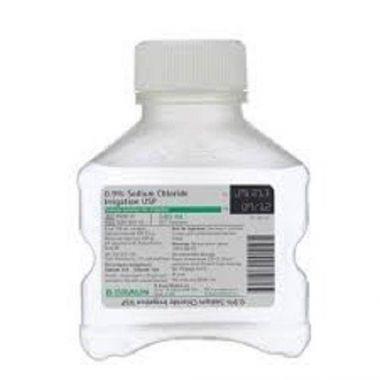 SALINE SOLUTION 500 ML 0.9% SODIUM CHLORIDE IRRIGATION SOLUTION,