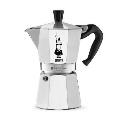 BIALETTI-MOKA COFFEE POT 12 CUP #06853 - 6EDBIALETTI12